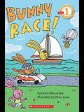 Bunny Race!