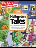 Halloween Tales: Solve the Hidden Pictures(r) Puzzles and Fill in the Silly Stories with Stickers!