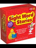 Sight Word Stories: Level a (Parent Pack): 25 Easy Books That Jumpstart Reading Success