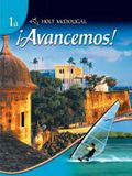 ¡avancemos!: Student Edition Level 1a 2010