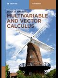 Multivariable and Vector Calculus