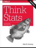 Think STATS: Exploratory Data Analysis
