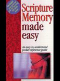 Scripture Memory Made Easy (Bible Made Easy)