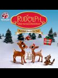 Rudolph the Red-Nosed Reindeer: Rudolph Saves the Day: Stickers Included