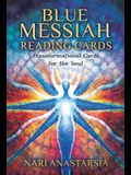 Blue Messiah Reading Cards: Transformational Cards for the Soul