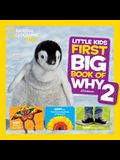 National Geographic Little Kids First Big Book of Why 2 (National Geographic Kids)