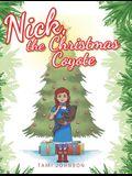 Nick, the Christmas Coyote