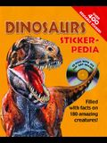 Sticker-pedia Dinosaurs: Filled with Facts on 180 Amazing Creatures!