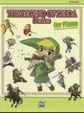 The Legend of Zelda Series for Piano: Intermediate-Advanced Edition