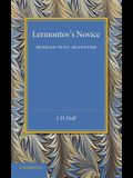 Lermontov's Novice: Russian Text, Accented