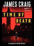 Time of Death: An Inspector Carlyle Mystery
