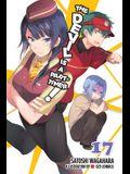 The Devil Is a Part-Timer!, Vol. 17 (Light Novel)