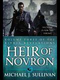 Heir of Novron, Vol. 3(Riyria Revelations)