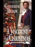 A Viscount For Christmas (Zebra Regency Romance)