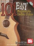 101 Easy Fingerstyle Guitar Solos [With CD]