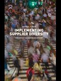 Implementing Supplier Diversity: Driver of Entrepreneurship