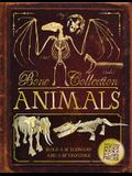 Bone Collection: Animals [With Cards]