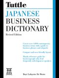 Japanese Business Dictionary Revised Edition