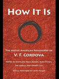 How It Is: The Native American Philosophy of V. F. Cordova