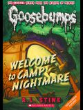 Welcome to Camp Nightmare (Classic Goosebumps #14), 14