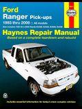 Ford Ranger Pick-ups 1993 thru 2008 (Haynes Repair Manual)