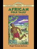 African Folk Tales (Dover Children's Thrift Classics)