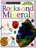 Rocks & Minerals (Eyewitness Explorers)