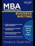 MBA Fundamentals: Business Writing