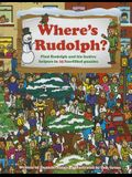 Where's Rudolph?: Find Rudolph and His Festive Helpers in 15 Fun-Filled Puzzles