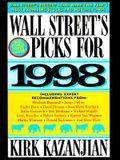 Wall Street's Picks for 1998 (Serial)