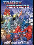 Transformers: The Manga, Vol. 2, Volume 2