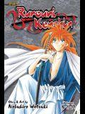Rurouni Kenshin (3-In-1 Edition), Vol. 4, Volume 4: Includes Vols. 10, 11 & 12