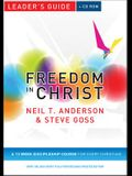 Freedom in Christ Leader's Guide: A 13-Week Course for Every Christian [With CDROM]