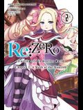 RE: Zero -Starting Life in Another World-, Chapter 2: A Week at the Mansion, Vol. 2 (Manga)