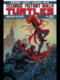Teenage Mutant Ninja Turtles Volume 20: Kingdom of Rats