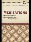 Meditations: Complete and Unabridged
