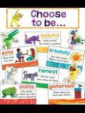 World of Eric Carle(tm) Positive Character Traits Mini Bulletin Board Set