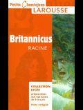Britannicus (Petits Classiques Larousse) (French Edition)