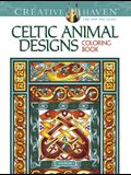 Creative Haven Celtic Animal Designs Coloring Book (Adult Coloring)
