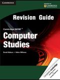 Cambridge Igcse Computer Studies Revision Guide