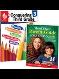 Conquering Third Grade Together: 2-Book Set