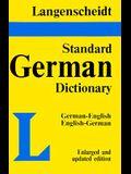 Langenscheidt's Standard German Dictionary: English-German, German-English (German Edition)