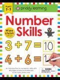 Wipe Clean Workbook: Number Skills