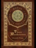 The Three Musketeers (Royal Collector's Edition) (Illustrated) (Case Laminate Hardcover with Jacket)