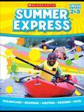 Summer Express, Between Grades 2 & 3