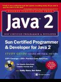 Sun Certified Programmer & Developer for Java 2 Study Guide (Exam 310-035 & 310-027) [With CDROM]