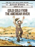Gold! Gold from the American River!: The Day the Gold Rush Began