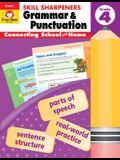 Skill Sharpeners Grammar and Punctuation, Grade 4