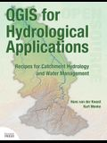 QGIS for Hydrological Applications: Recipes for Catchment Hydrology and Water Management
