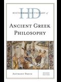 Historical Dictionary of Ancient Greek Philosophy, Second Edition